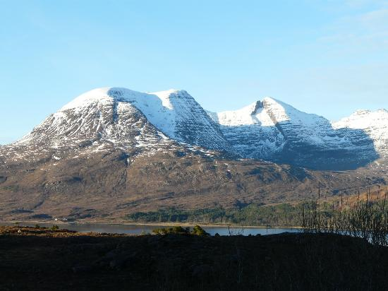 Glen Torridon: Beinn Alligin