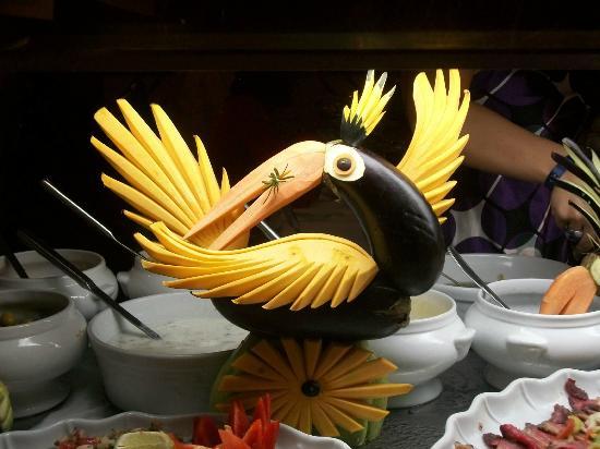 ClubHotel Riu Merengue : food sculptures