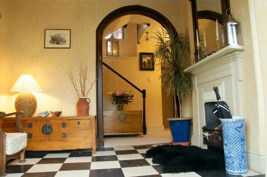 Poole House: Entrance Hall