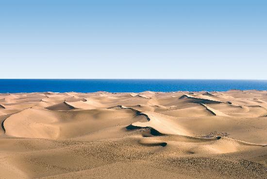 กรานกานาเรีย, สเปน: Maspalomas Dunes