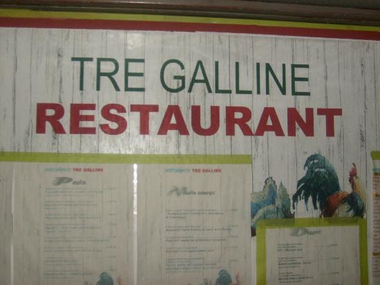 Ristorante Tre Galline : ristorante le tre galline todos santos
