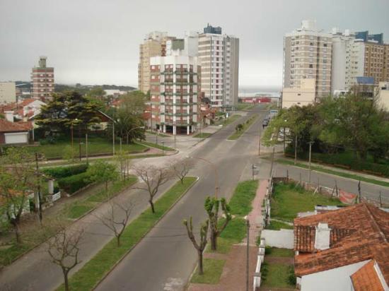 Hotel Lugra: Vista