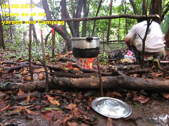 Ecological Jungle Trips: Camping II