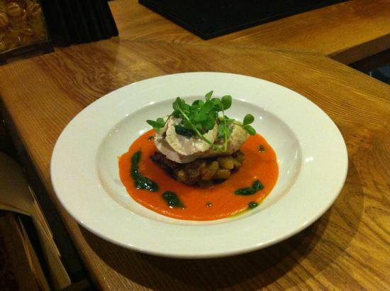 Crown Inn: Sample Dishes
