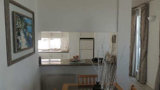 Diaz 15: Essbereich mit Küche