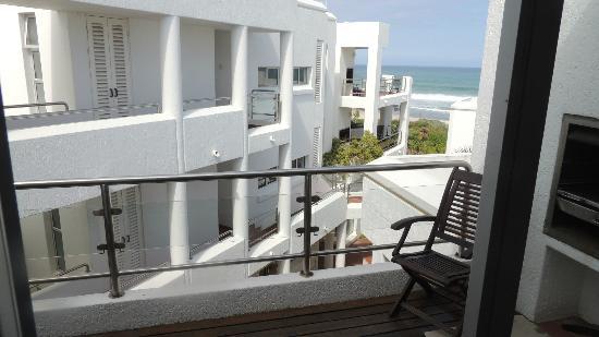 Diaz 15 : Aussicht vom zweiten Balkon