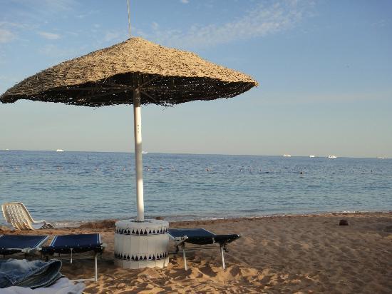 Domina Coral Bay Oasis: пляж...