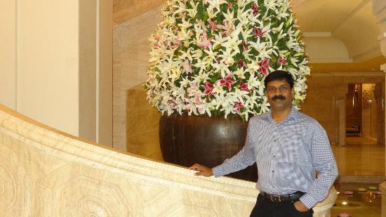ITC Grand Chola, Chennai: Lobby Area