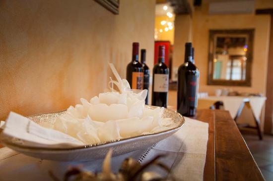 Valle del Metauro Country House: ristorante