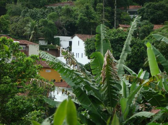 Gavea Tropical Boutique Hotel: View from room