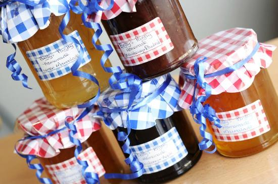 The Pantry: Assorted Homemade Jams