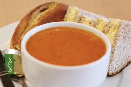The Pantry: Homemade Soup Combo