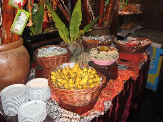 Teluk Dalam Resort: Fruits