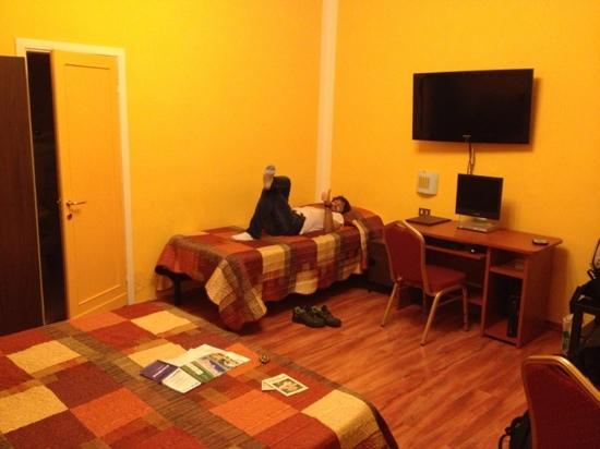 Hotel Ester: comodidad, limpieza y buen trato