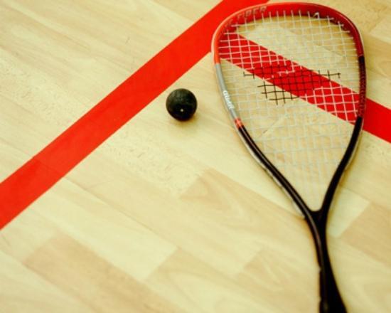 Gran Hotel Rey Don Jaime : Squash