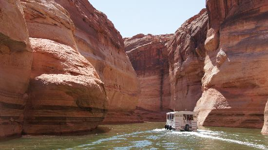 ‪Antelope Canyon Boat Tours‬