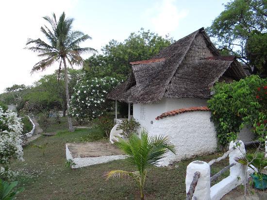 Shimoni Reef Lodge: Onze lodge