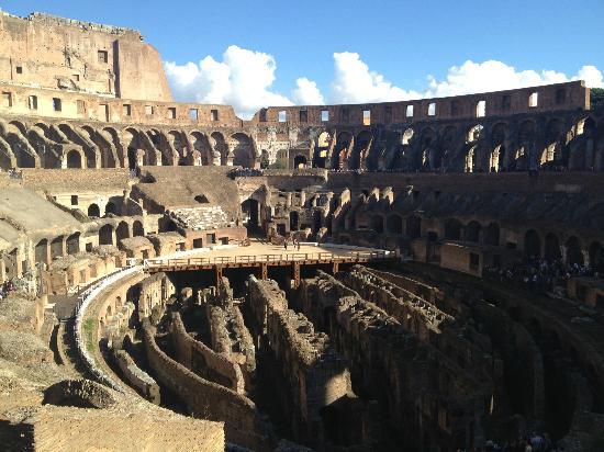 Pierecci's Underground Colosseum Tour
