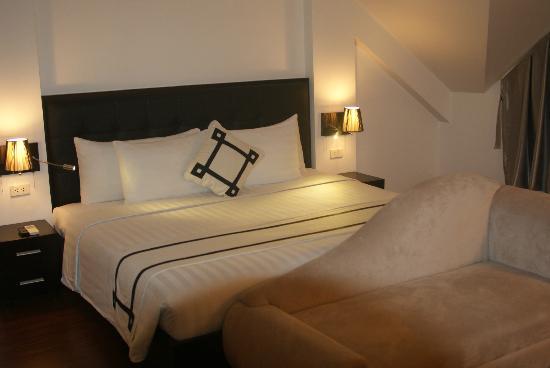 Hanoi Moment Hotel: Chambre