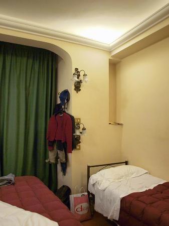 Okapi Rooms: Doppelzimmer 2 Betten