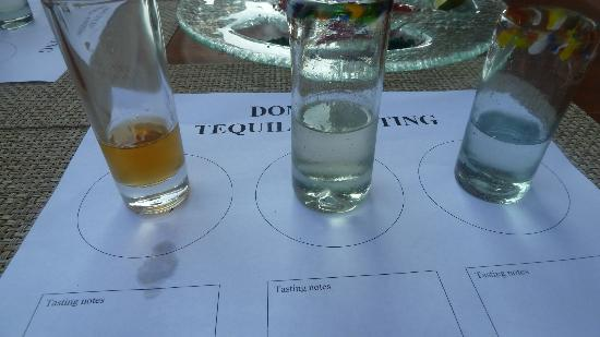 Embarc Zihuatanejo: a free tequila tasting