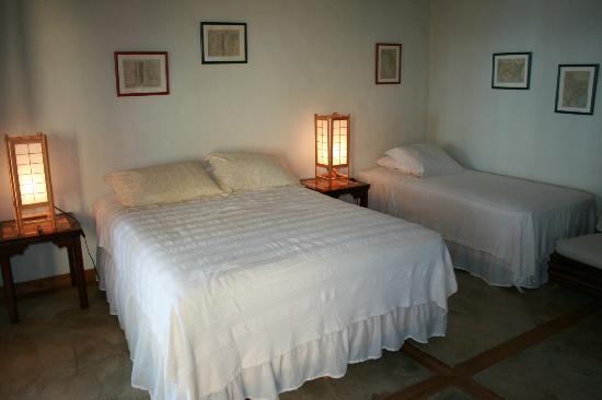 Hotel Villa Romana: Nice comfortable beds