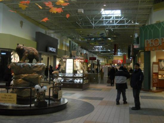 Ontario Mills Clothing Stores