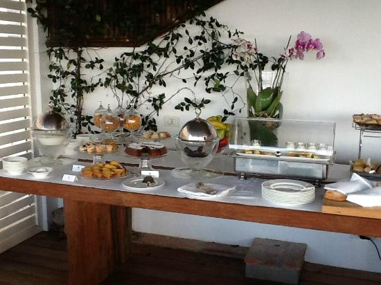 La Minerva: Breakfast buffet