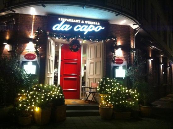 da capo d sseldorf restaurant bewertungen telefonnummer fotos tripadvisor. Black Bedroom Furniture Sets. Home Design Ideas