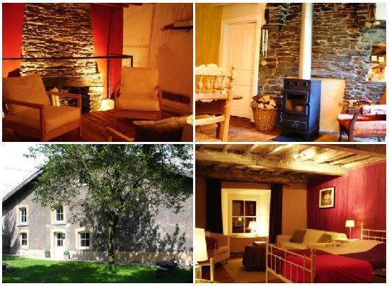 Bienvenue. Kerpa, gîte de charme en Ardennes - Vakantiehuis cottage in de Ardennen
