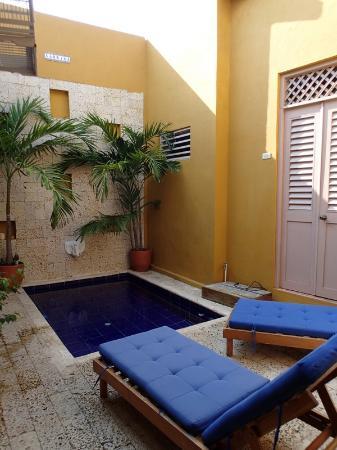 Casa Portal de Getsemani : pool