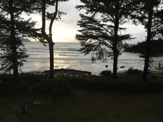 Pacific Sands Beach Resort: View from room