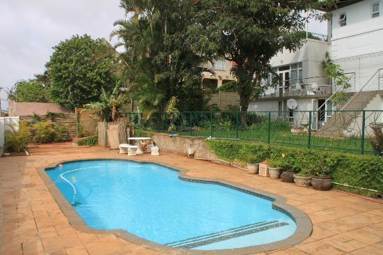 The Grange Guest House: the big pool