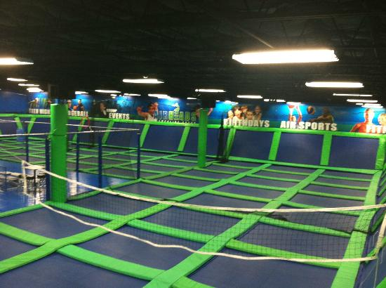 AirHeads Trampoline Arena