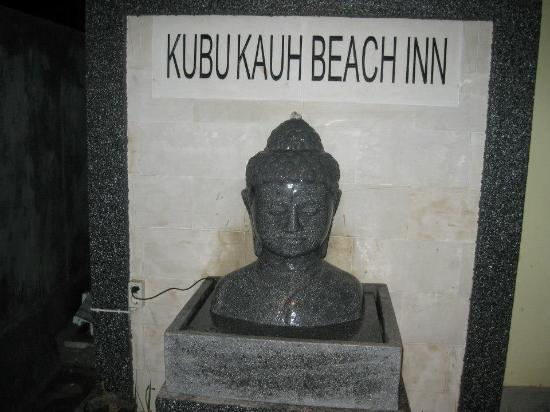 ‪‪Kubu Kauh Beach Inn Legian‬: Entrance