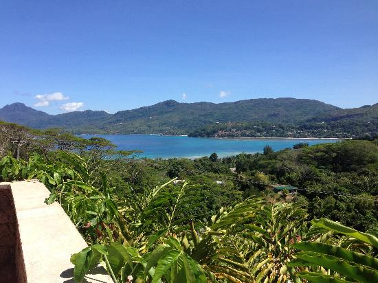 Anse Soleil Resort: Vista dalla terrazza