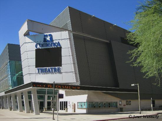Comerica Theatre-previously Dodge Theatre