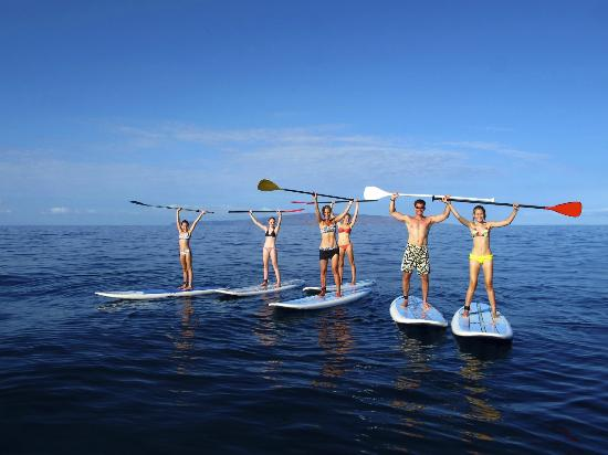 Paddle On! Maui