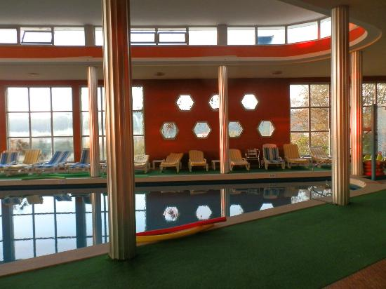 Hotel Augustus Terme: Крытый бассейн