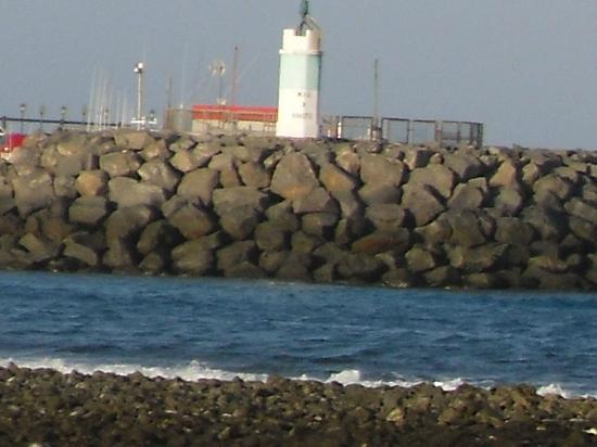 Caybeach Caleta : View from Beach