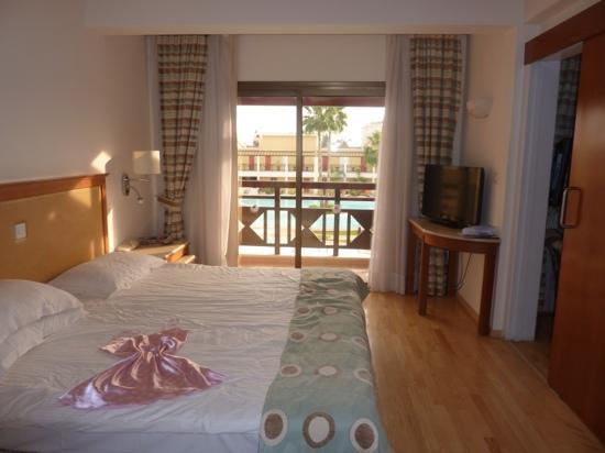 Atlantica Aeneas Hotel: our suite