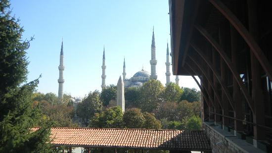 Turkey Tours by Local Guides: View of Istambul