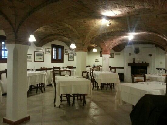 Pachito's Ristorante: interno ristorante