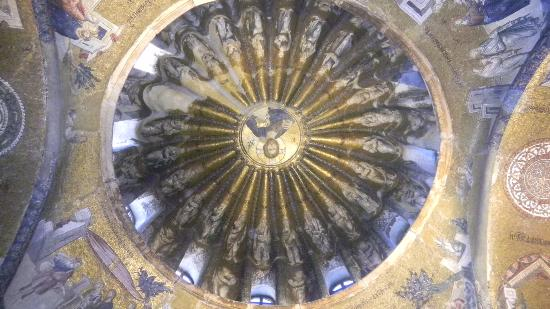 Turkey Tours by Local Guides: Hora Church with Bizantian mosaics