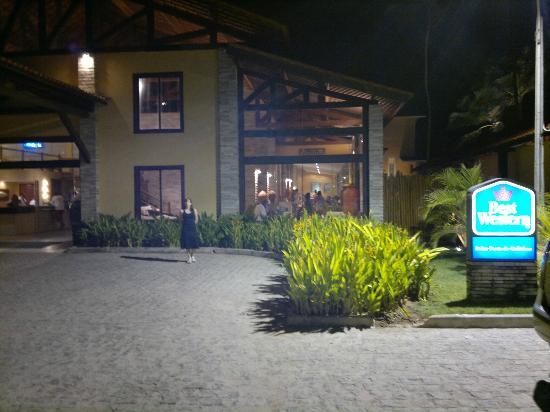 Hotel Solar Porto de Galinhas: Ingreso hotel