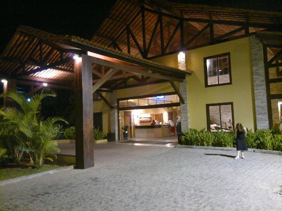 Hotel Solar Porto de Galinhas: Ingreso