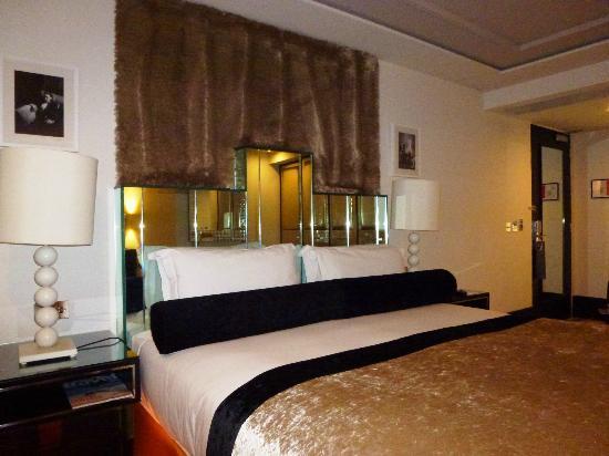 Merchant Hotel: Art Deco room