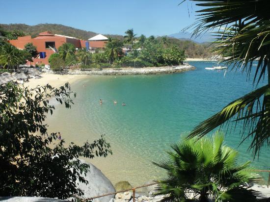لاس بريساس هواتولكو: Playa 