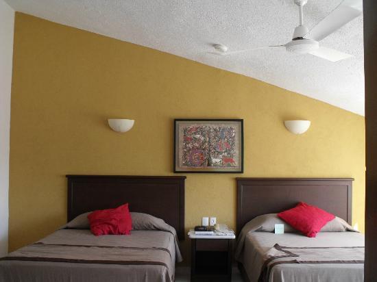 Las Brisas Huatulco: habitacion