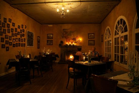 Cafe Cultura Boutique Hotel : A night in our beautiful restaurant